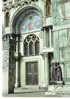 Italie Veneto Venezia Venise Palazzo Ducale Palais Doloderm Laboratoire Publicite Blanc Villeveque  Histoire Portale - Venetië (Venice)