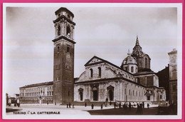 237 - ITALIE - TORINO - La Cattedrale - Zonder Classificatie