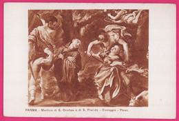 259 - ITALIE -  PARMA - Martirio Di S. Cristina..... - Parma