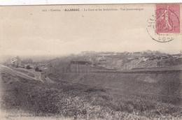 Corrèze - Allassac - La Gare Et Les Ardoisières - Vue Panoramique - Other Municipalities