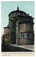 Ref 1454 - Early Postcard - Milano Italy - Chiesa Di S.M. Delle Grazie - Milano (Milan)