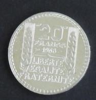 20 FRANCS TURIN  1938 - L. 20 Franchi