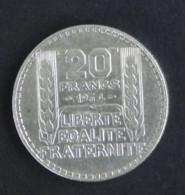 20 FRANCS TURIN  1934 - L. 20 Franchi