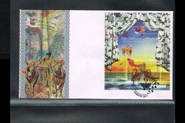 2011 - Indonesia FDC ZB 3000 (B294) - Exhibitions - Philatelic Exhibition - Pameran Filateli - Surabaya [ZS030] - Indonesia