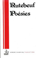 Poésies De Rutebeuf (2000) - Unclassified