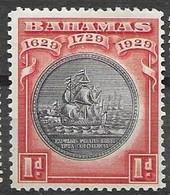 1930 Bahamas Mint Hinged * - 1859-1963 Kolonie Van De Kroon