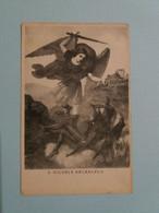 (W3) Italie :  Rome : S.Michele Arcangelo -Saint Michel Archange Terrassant Le Diable Jusque Dans Les Flammes. - Paintings