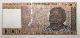 Madagascar - 10000 Francs - 1994 - PICK 79a - NEUF - Madagascar