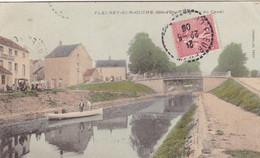 Côte-d'Or - Fleurey-sur-Ouche - Port Du Canal - Andere Gemeenten