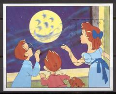 Disney Grenada 1987 Peter Pan MS MNH - Disney