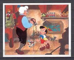 Disney Grenada 1987 Pinocchio MS MNH - Disney