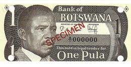 BOTSWANA 1983 1 Pula (A/1 000000) - P06s  Neuf - UNC - Botswana