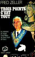 Trois Points C'est Tout De Fred Zeller (1976) - Esoterismo