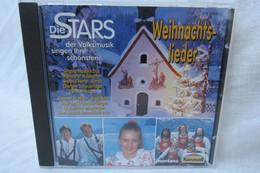 """CD """"Weihnachtslieder"""" Die Stars Der Volksmusik Singen Ihre Schönsten Weihnachtslieder - Canzoni Di Natale"""
