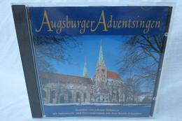 """CD """"Augsburger Adventsingen"""" Mit Volksmusik- Und Gesangsgruppen Aus Dem Bezirk Schwaben - Canzoni Di Natale"""
