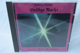 """CD """"Heilige Nacht"""" Eine Weihnachtslegende, Sprecher Fritz Straßner - Canzoni Di Natale"""