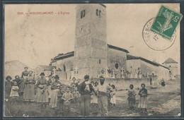 CPA 54 - Houdelmont, L'église - Sonstige Gemeinden