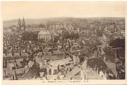 CPA - BLOIS - VUE GENERALE - Blois