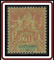 Sénégambie Et Niger - N° 07 (YT) N° 7 (AM) Neuf *. - Nuevos