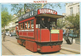CPM  Nantes  Petit Beurre LU Et Dubonnet - Nantes