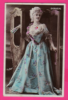 CPA (Réf: Z 3555)  (SPECTACLE CABARETS) Photo REUTLINGER Artiste Femme DORGÈRE - Cabaret