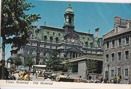 Le Vieux Montréal - Montreal