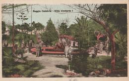 Cartolina - Postcard / Non  Viaggiata - Unsent /  Reggio Calabria, Villa Umberto I. - Reggio Calabria