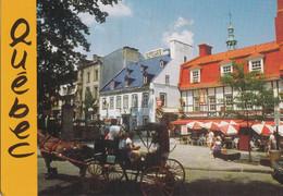 Québec Rue St Anne - Québec - La Citadelle