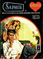 Saphir N°19 De Collectif (1970) - Unclassified