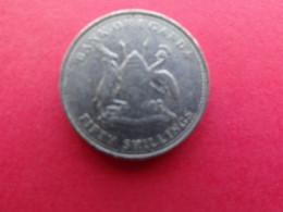 Ouganda  50 Shillings  2003  Km !!! - Uganda