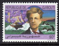Djibouti N° 689 XX Centenaire De La Mort D'Arthur Rimbaud ( II ),  Sans Charnière TB - Djibouti (1977-...)