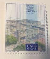 2004 - Italia - Istituto Tecnico Statale Vittorio Emanuele III - Lucera - E. 0,45 - 2001-10:  Nuovi
