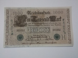GERMANIA 1000 MARK 1910 - 1.000 Mark