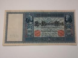 GERMANIA 100 MARK 1909 - 100 Mark