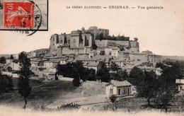 26 / GRIGNAN / VUE GENERALE - Grignan