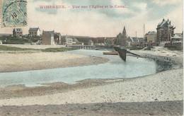 Wimereux - Vue Sur L'Eglise Et Le Canal - Andere Gemeenten
