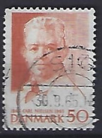 Denmark  1965  Carl Nielsen  (o)  Mi.432x (cancelled SIG) - Used Stamps
