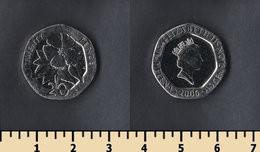 St. Helena And Ascension 20 Pence 2006 - Saint Helena Island