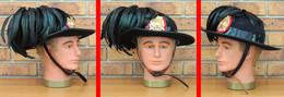 ITALIE Chapeau à Plumes De Coq : Le VAIRA Des Bersagliers - Complet - Headpieces, Headdresses
