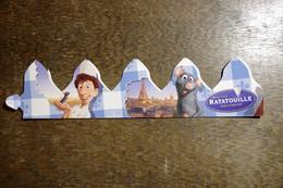Couronne Galette Des Rois - Ratatouille Disney - Otros