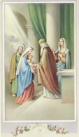 Santino Gesu' Bambino E Maria - Serie Cr - Imágenes Religiosas