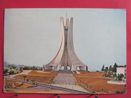 Visuel Pas Très Courant - Algérie - Alger - Mémorial Du Martyre - El Madania - Jolis Timbres - R/verso - Algeri