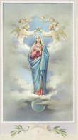 Santino Maria Vergine - Serie Cr - Imágenes Religiosas