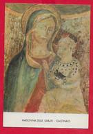 CARTOLINA NV ITALIA - CORTONA (AR) - Madonna Delle Grazie - Calcinaio - 10 X 15 - Arezzo
