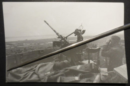 Le Havre - Caucriauville - Photo Reproduction - Canon De 20 Mm - 1 Ere Batterie 193 Eme Bataillon Flack Lourde - Reproductions