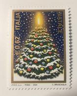 2004 - Italia - Natale - E.0,62 - 2001-10:  Nuovi
