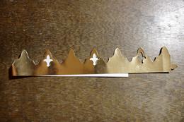 Couronne Galette Des Rois Dorée - Modèle 1 - Otros