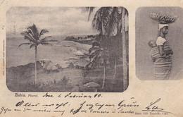 SALVADOR DE BAHIA - BRASIL - POSTCARD 1899... - Salvador De Bahia