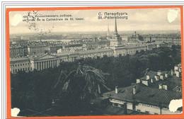 RUSSIA 006, * ST. PETERSBOURG * VUE PRISE De La CATHÉDRALE De ST. ISAAC * USED With STAMP - Russland