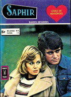 Recueil Saphir N°1034 De Collectif (1976) - Unclassified